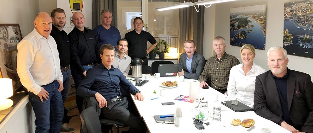 Sveriges Fordonsverkstäders Förening bjöd in till samtal om el-kompetens!